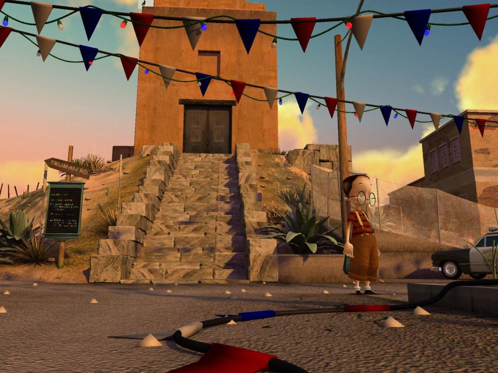 Tony Tough in A Rake's Progress screenshot 6