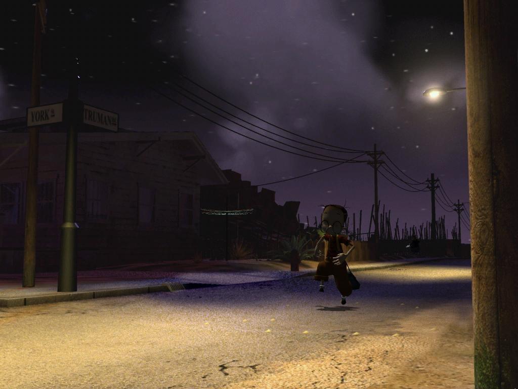 Tony Tough in A Rake's Progress screenshot 4