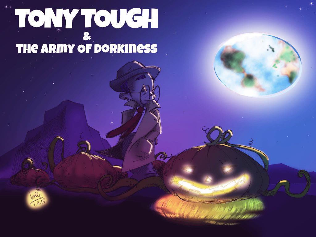 Tony Tough & The Army Of Dorkiness titles