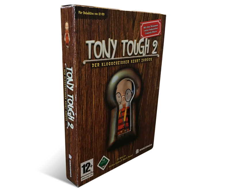 Tony Tough in A Rake's Progress